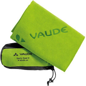 VAUDE Sports II Towel L, pistachio